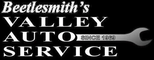Beetlesmith Valley Auto Service Logo