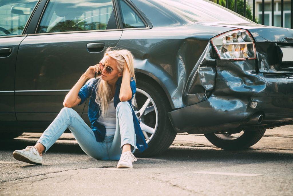 Car Accident Collision Renton WA